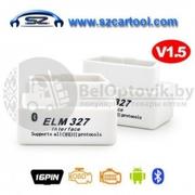Адаптер ELM327 Bluetooth OBD II v1.5